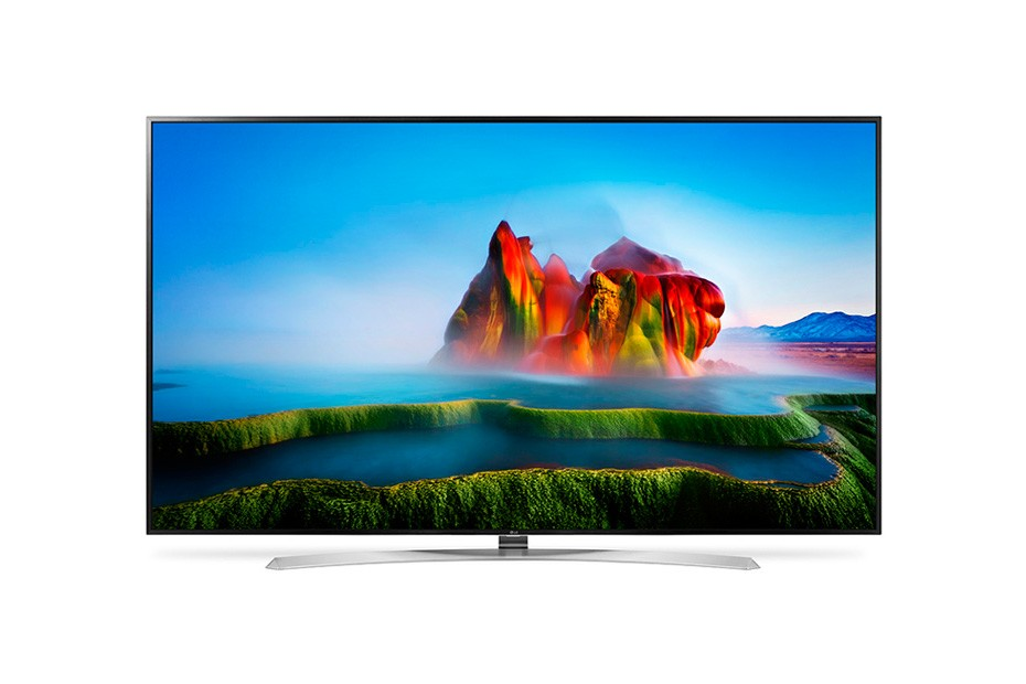 "LG 86"" 4K Super Ultra HD HDR Smart TV"