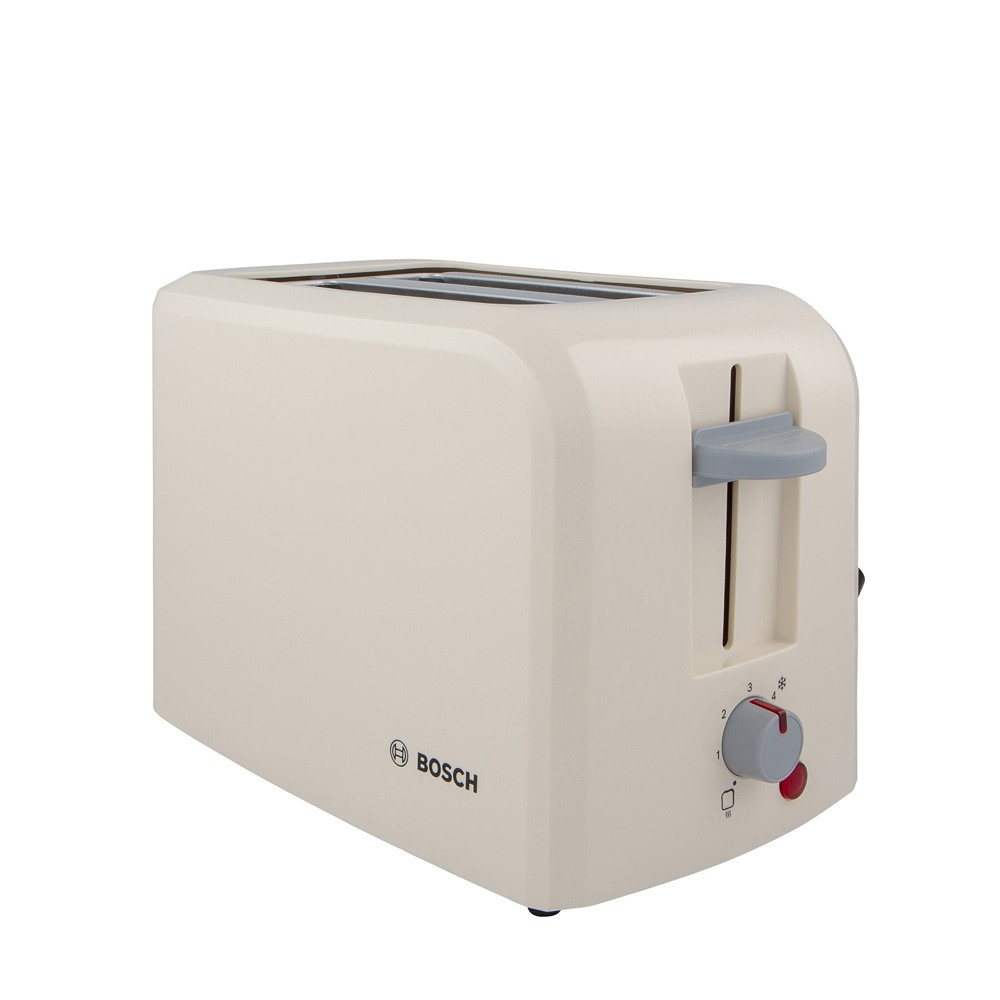 BOSCH 2 SLICE TOASTER - CREAM