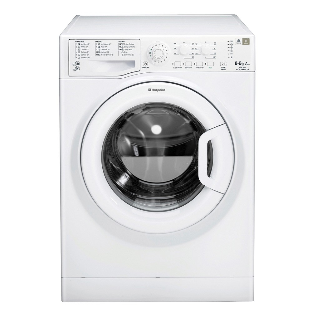 HOTPOINT Aquarius WASHER DRYER - 8Kg