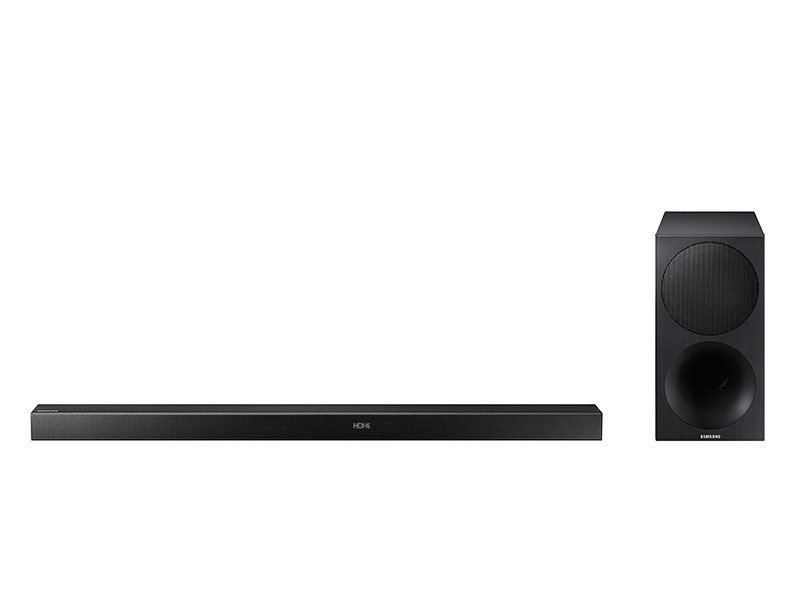 SAMSUNG 340-WATT 3.1 CHANNEL SOUND BAR WITH WIRELESS SUBWOOFER