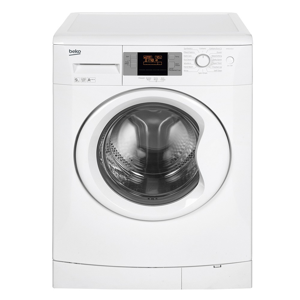 BEKO 9KG Washing Machine (WHITE)