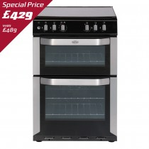 BELLING FREESTANDING DUAL FUEL COOKER
