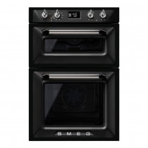 SMEG Victoria Double Built In Electric Oven