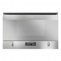Smeg Cucina Built-in Compact Microwave with Grill