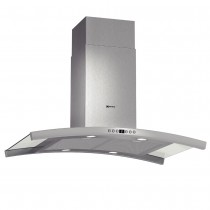 NEFF BUILT IN ISLAND COOKER HOOD - 90cm