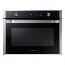 Samsung 50 Litre Chef Collection Built-In Solo Microwave with Steam Clean