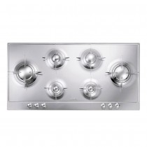 Smeg Piano Design 101cm Gas Hob