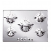 Smeg Piano Design 72cm Gas Hob