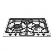 Smeg Classic 62cm Ultra Low Profile Gas Hob