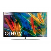"SAMSUNG 55"" Curved QLED UHD HDR TV"