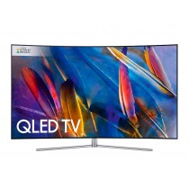 """SAMSUNG 65"""" Curved QLED UHD HDR TV"""