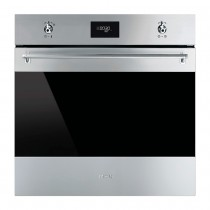 SMEG Classic Built-In Electric Multifunction Single Oven