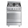 Smeg Concert Range 60 cm Dual Fuel Cooker