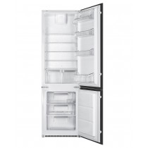 Smeg Integrated In Column Combined Fridge Freezer 70/30
