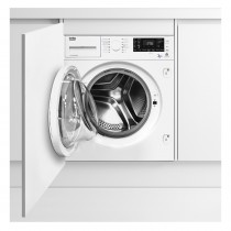 BEKO INTEGRATED WASHER DRYER - WDIR7543101