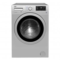BEKO FREESTANDING WASHER DRYER (SILVER)