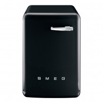 SMEG 50's Style Freestanding Washing Machine - Black