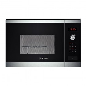 BOSCH COMPACT MICROWAVE OVEN WITH GRILL - HMT84G654B