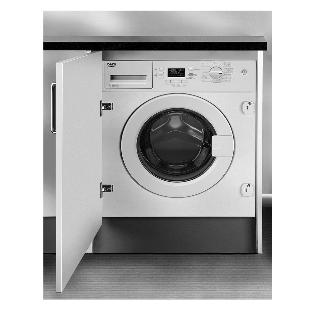 BEKO 7KG FULLY INTEGRATED WASHING MACHINE - WMI71641