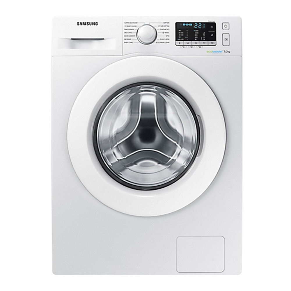 SAMSUNG 7kg Washing Machine with ecobubble™ - WW70J5355MW/EU