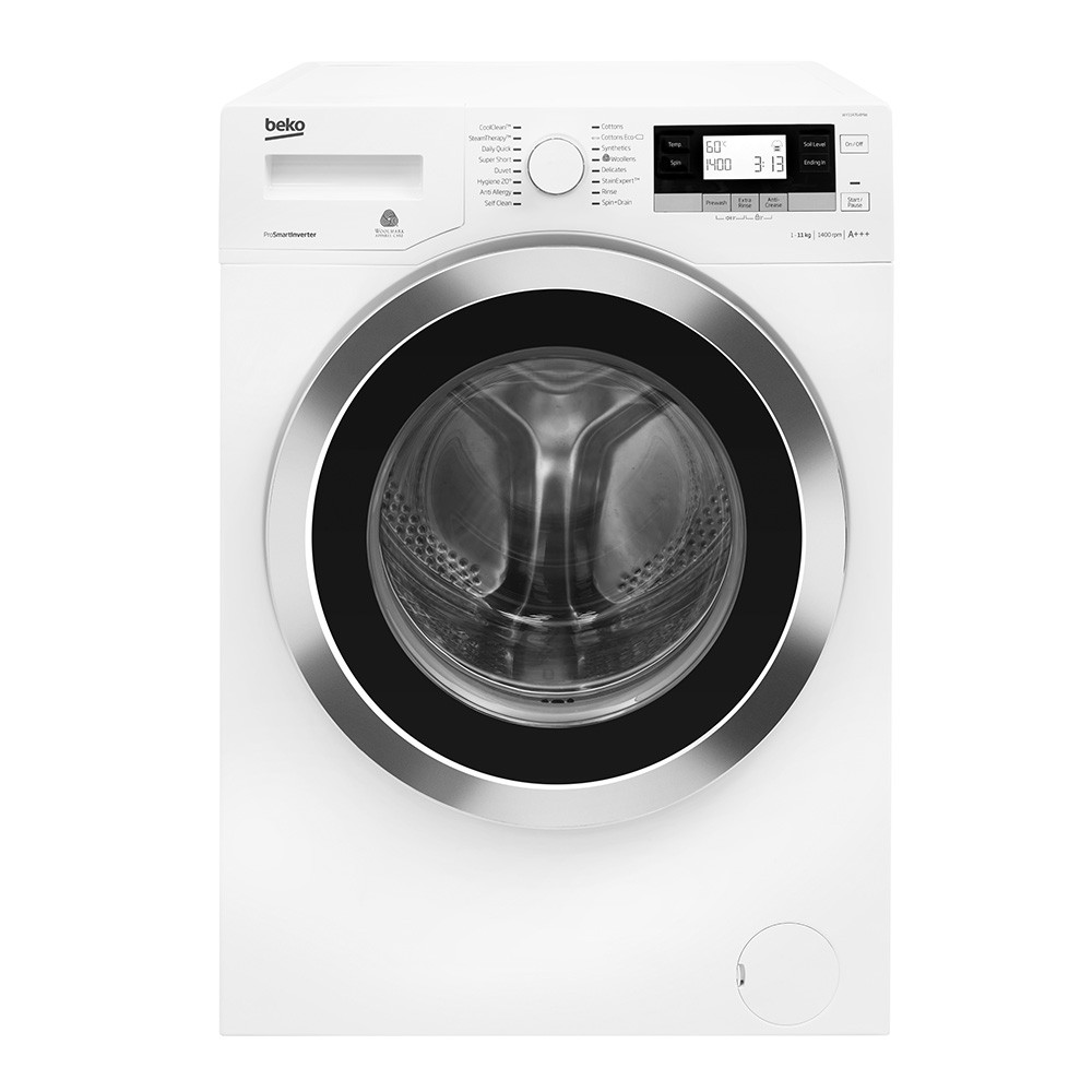 BEKO 11KG WASHING MACHINE - WY114764MW