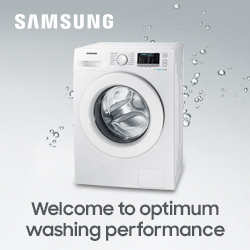 Samsung - Optimum washing performance