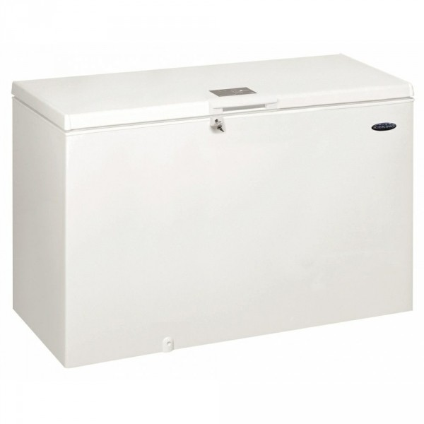 Ice King CF432W 432LTR CHEST FREEZER, 3 BASKETS, LED DISPLAY