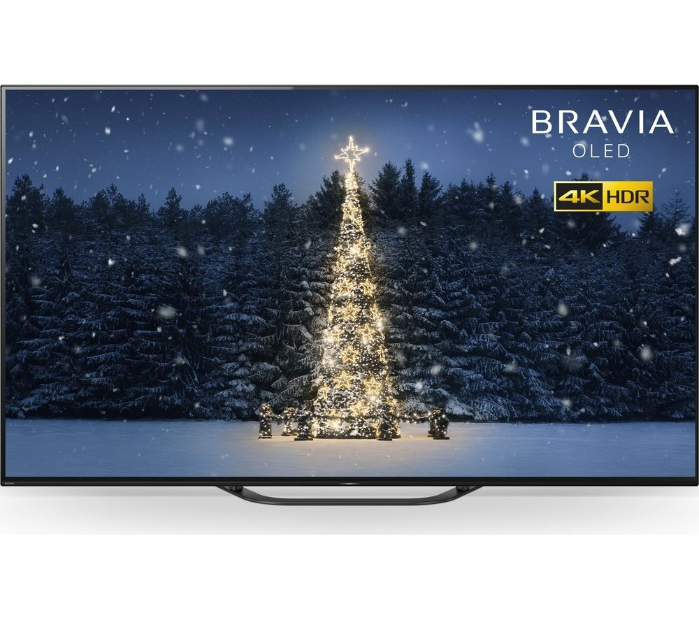 Sony KD55AG8BU 55` Smart 4K Ultra HD HDR OLED TV