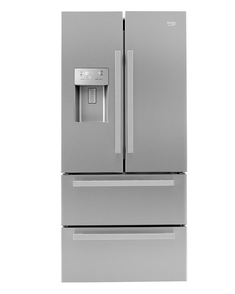 BEKO AMERICAN STYLE 70/30 FRIDGE FREEZER