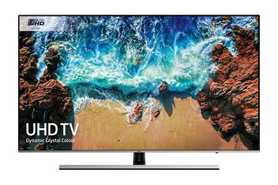 "SAMSUNG 75"" 4K UHD Smart TV - UE75NU8000TXXU"