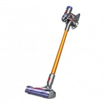 Dyson V8ABSOLUTE(A) Cordless Hand Held Bagless Vacuum Cleaner - Iron Yellow Nickel
