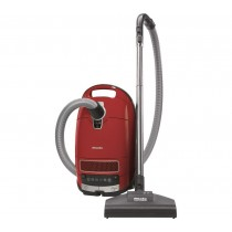MIELE Complete C3 Cat + Dog PowerLine Cylinder Vacuum Cleaner - Red