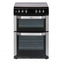 BELLING FREESTANDING DUAL FUEL COOKER - FSDF60DO