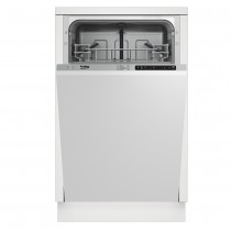 BEKO Slimline Integrated Dishwasher