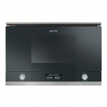 Smeg Linea Built-in Microwave with Grill