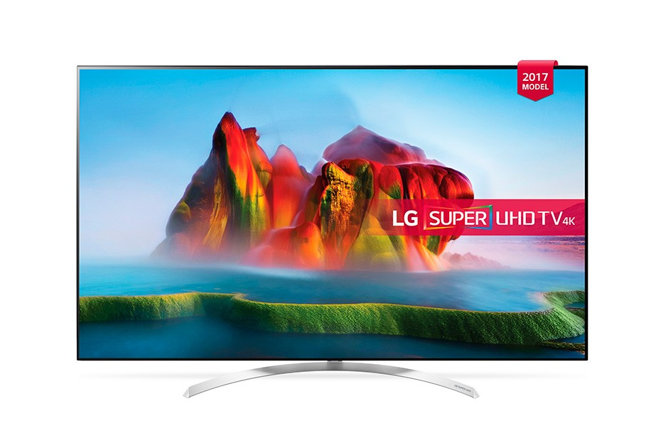 "LG 65"" 4K Super Ultra HD HDR Smart TV  - 65SJ850V"
