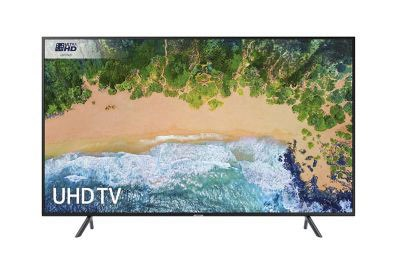 "SAMSUNG 49"" 4K UHD Smart TV - UE49NU7100KXXU"